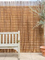 4 0 X 1 0m 13ft X 3ft 3in Papillon Willow Natural Garden Fence Screening Roll Privacy Border Wind Sun Protection Amazon Co Uk Garden Outdoors