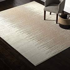 reflections modern wool area rug 8 x