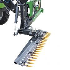 Hedge Trimmer Hydraulic For Frontloaders Tractor Idea Tractors Tractor Attachments