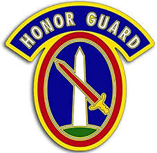 Amazon Com American Vinyl 3rd Infantry Honor Guard Sticker Army Military Automotive