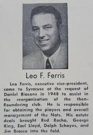 Leo Ferris - Wikiwand