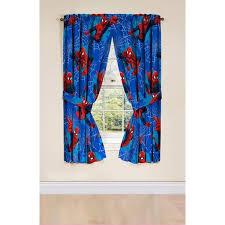Shop Marvel Spiderman Astonish 4 Pc Curtain Set Overstock 20966760