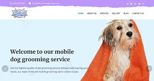 Mobile Dog Grooming Service - Westchester and Putnam Counties