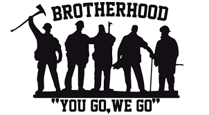Brotherhood You Go We Go Window Decal Police Fire Ems Viny Graphics Stickers Decals Dkedecals