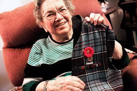 'I had to do something': Gravenhurst vet shares pain of women in war