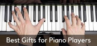 20 best gifts for piano players and