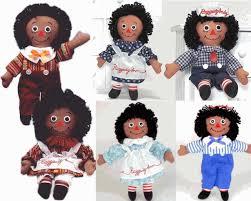 african american raggedy ann andy dolls
