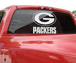 Amazon Com Nfl Green Bay Packers 18 Automotive