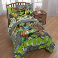 teenage mutant ninja twin comforter