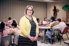 Jamie Nichols named Roanoke teacher of the year | Education | roanoke.com