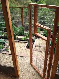Zen Farm Portola Valley 3 Levels Gravel And Railtie Stairs Interlocking Garden Beds Www Reviveholisticdesign Com Backyard Fences Deer Fence Garden Fence