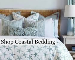 coastal nautical bedding