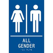 ada braille tactile gender neutral