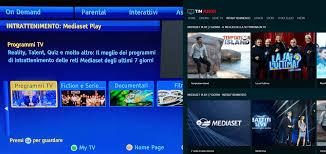 I contenuti TV di Mediaset su Sky e TIMvision