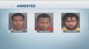 Three men charged in connection to fatal shooting outside of ...
