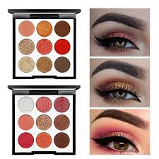 pro eyeshadow palette makeup matte