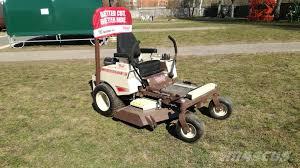 used zero turn mowers