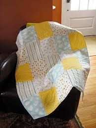 18 easy baby quilt patterns to make for
