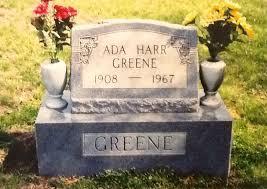 Ada Green (Harr) (1908 - 1967) - Genealogy