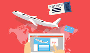 airline ticket booking