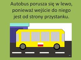 Zagadka - W którą stronę jedzie ten autobus?