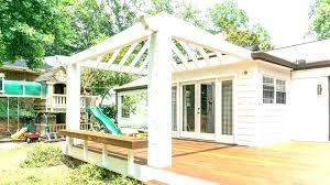 arbor designs and plans patio ideas