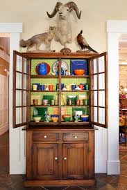 7 ideas to make over a china cabinet so