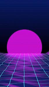 80s neon iphone wallpapers top free