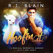 Amazon.com: Hoofin' It: A Magical Romantic Comedy (with a body ...