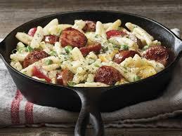 hillshire farm sausage alfredo recipe