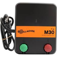 Gallagher 2 5 Mile 0 3 Joule Electric Fence Controller Home Hardware