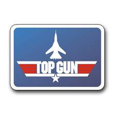 Magnet Us Navy Top Gun Decal Magnetic Sticker 3 8 6 Pack Walmart Com Walmart Com