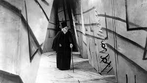 review the cabinet of dr caligari