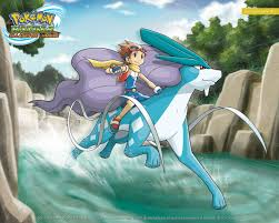 Pokemon Ranger Guardian Signs Wallpaper. This is what ever trainer ...