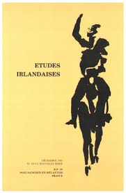 irish literature in english the year