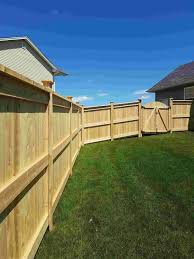 Fencing Options For Sloped Land Eastern Fence