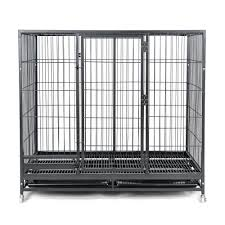 1002810264 Dog Cage Small And Medium Sized Large Dog Kennel Indoor Universal With Toilet Fence Home Garden Pet Products