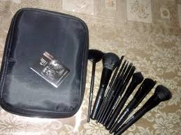 elf studio 11 piece brush collection review