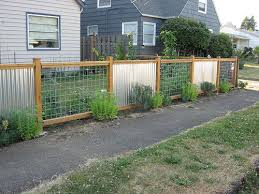 New Fence Landscape Design Forum Gardenweb Backyard Fences Fence Landscaping Cheap Fence