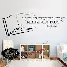 Book Kids Vinyl Wall Decal Books Quote Reading Room Library Etsy Vinyl Wall Decals Vinyl Wall Vinyl Wall Art Decals