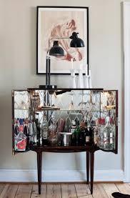 vintage 20 s glass cocktail cabinet
