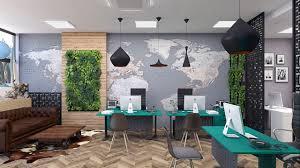 interior design office travel agency