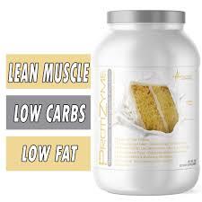 protizyme metabolic nutrition lean
