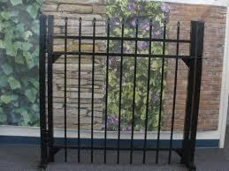 Ez Fence Belleville 4 X 4 Gate At Menards