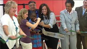 $10.5 million TPS school cuts ribbon for grand opening | WNWO