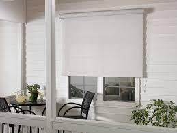 exterior patio shades block the sun