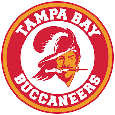 Tampa Bay Buccaneers Throwback Circle Logo Vinyl Decal Sticker 5 Siz Sportz For Less