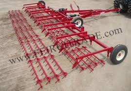 drag harrow for atv or pact tractors
