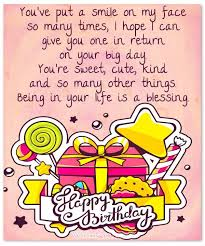 sweet birthday messages birthday cards and gift ideas