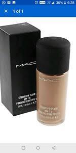 mac cosmetics studio fix fluid spf 15